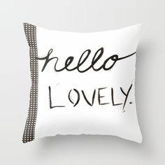 Hello Lovely - $20