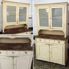 Küchenschrank Känsterle  Neu im Angebot!   #küchenschrank #kitchenfurniture #känsterle #schönerwohnen #antiqueshop #wohnartistin #blog