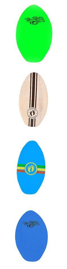 Skimboards 155141: 30 Inch Small Beginner Deluxe Wood Skimboard -> BUY IT NOW ONLY: $44.9 on eBay!
