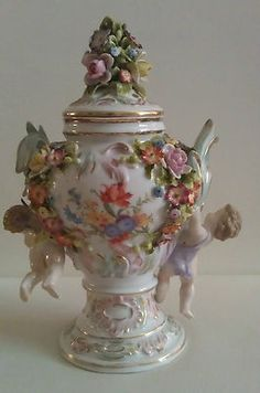 1000 Images About China Porcelain Ceramics Amp Pottery On Pinterest Porcelain Cherub And Prussia