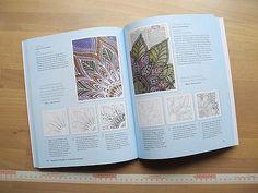 Heilzeichnen meditatives Zeichnen oder Zeichnen für die Seele   Tausende Tangles & dutzende Doodles