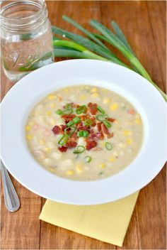 Little Cook | Creamy (No Cream!) Sweet Corn and Potato Chowder