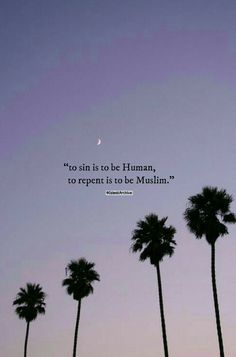 to sin is to be Human, to repent is to be Muslim. Islamic Inspirational Quotes, Arabic Quotes, Islamic Qoutes, Hindi Quotes, Islamic Teachings, Islamic Messages, Allah Quotes, Beautiful Quran Quotes, Amazing Quotes