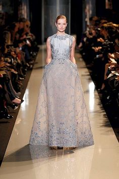 Elie Saab Haute Couture Spring-Summer 2013