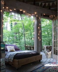 Rent These Whimsical Treehouses in Tranquil ... Buckhead? - Intown Surprises - Curbed Atlanta - I may need to add a board for tree houses
