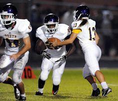 sports girl pioneer quarterback florida high school