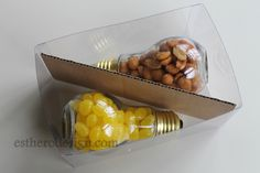 Light Bulb Mishloach Manot