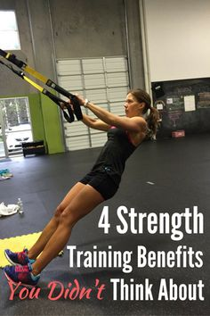 Check out these 4 benefits and how strength training can improve your life! @DIYactiveHQ #exercise