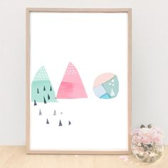 This is an A3 version version of Norwegian inspired design.  Digitally coloured fine art Giclée print (308 gsm / acid free) was created using Epson archival inks and fine art Hahnemühle paper.  The paper is 29.7x42 cm  Picture frame not included.  Print comes in bend proof envelope and print is dated and signed at the back.