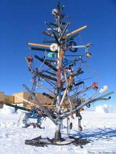 Unique Christmas Tree Themes | 17 Unique Christmas Tree Design & Decorating Ideas > Holiday ...