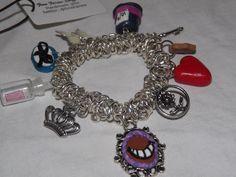 Alice inspired bracelet