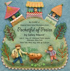check out Sallys site and book, wonderful stitching
