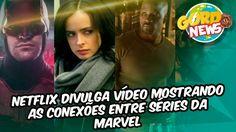 Os Defensores - Netflix libera vídeo mostrando conexões entre séries da ...
