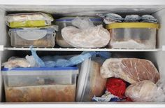 Is your freezer a money-guzzling storage facility for mystery meats? An oversized ice maker? It's time to learn how to turn that box of wasted cold space into the money-stretching, time-saving household appliance it was meant to be. TIPS Temperature. Set it to the coldest setting so you maintain a constant temperature of 0 degrees […]