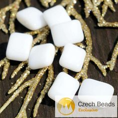 ✔ What's Hot Today: Opaque White Puffed Rectangle Czech Glass Beads White Rectangle Czech Glass Beads Puffed Glass White Flat Spacer Bead 8mm x 11mm 14pc https://czechbeadsexclusive.com/product/opaque-white-puffed-rectangle-czech-glass-beads-white-rectangle-czech-glass-beads-puffed-glass-white-flat-spacer-bead-8mm-x-11mm-14pc/?utm_source=PN&utm_medium=czechbeads&utm_campaign=SNAP #CzechBeadsExclusive #czechbeads #glassbeads #bead #beaded #beading #beadedjewelry #handmade
