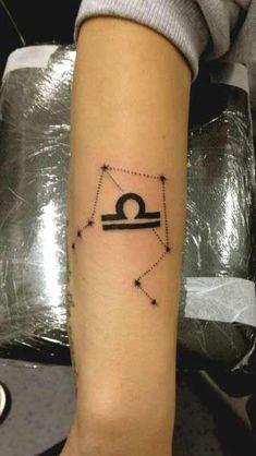 Best libra tattoos