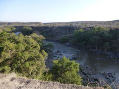 Awash River in the Awash National Park