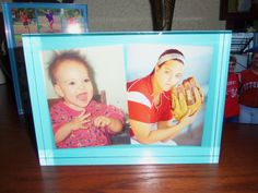 This is my favorite acrylic block, and maybe shutterfly product that I have ordered.  May daughter younger and again as a senior in high school. Love, Love, Love!