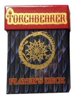 torchbearer card box - Google Search
