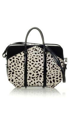 Shop Dimanche Dalmatian Travel Tote by Alexander Wang for Preorder on Moda Operandi