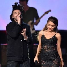 Ariana grande dating the weeknd