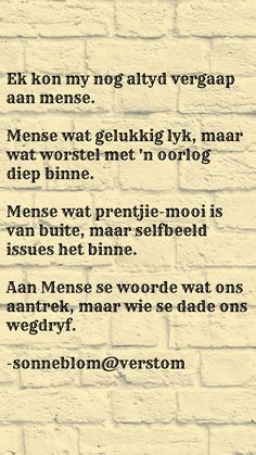 Afrikaans Quotes, Poetry, Poetry Books, Poem, Poems