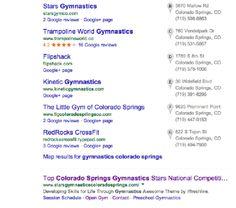 gymnastics coloardo springs social media marketing #720MEDIA LI