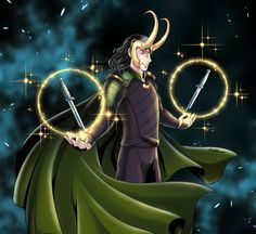 Loki:Ragnarok by StudioKawaii