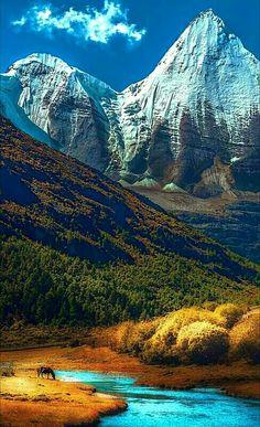 Love mountains!