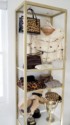 How to curate your dream closet — The Decorista
