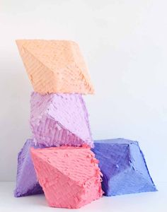 paper mache gems