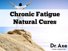 Natural cures for chronic fatigue syndrome http://www.draxe.com #health #holistic #natural