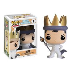 Where the Wild Things Are Max Pop! Vinyl Figure