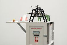 The Smallest Printing Company /  Awesome and beautiful idea!!!