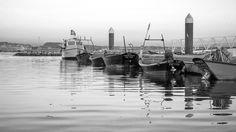 Porto de Abrigo  -  Cova-Gala,  Portugal by VitorJK  on 500px