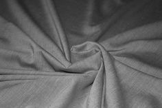 2.99£/m Very Lightweight Cotton Chambray Dress Fabric Material (Light Grey)