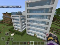 Café Von Luna Minecraft Mit Dannylou Pinterest - Minecraft hochhauser