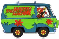 Scooby kick started my love of old haunted mansions. And made me want my own Mystery Machine van.