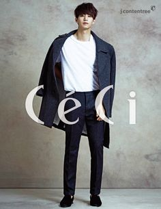 2014.10, CeCi, Song Jae Rim