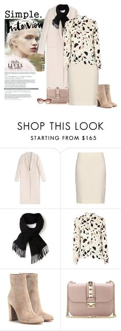"""""""Top Fashion Products"""" by marion-fashionista-diva-miller ❤ liked on Polyvore featuring Acne Studios, Diane Von Furstenberg, Lacoste, SECOND FEMALE, Gianvito Rossi, Valentino, Alexander McQueen, CO, topproducts and simpleset"""