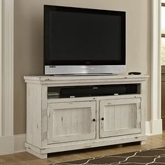48 Inch Teal Media Cabinet With Ample Storage E Pinterest And Es