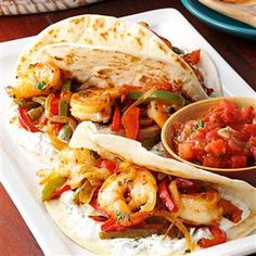 21 Recipes to Make for Taco Tuesday - Mix up your Taco Tuesday menu with recipes you'll want to make every night of the week! From traditional tacos and fajitas to taco dips and casseroles, find a new favorite way to get your taco fix.
