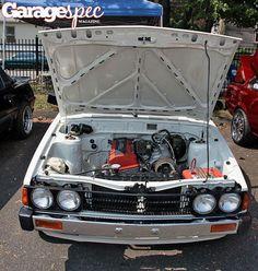 ke70 with honda s2000 engine