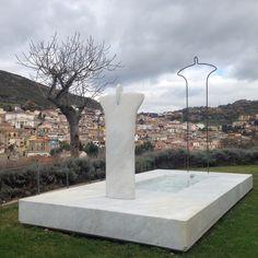 Giardini #Nivola #Orani #sardegna #artecontemporanea