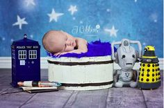 This future Whovian: