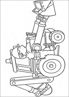 100 Bob the Builder printable coloring pages for kids. Find on coloring-book thousands of coloring pages. Printable Coloring Pages, Colouring Pages, Coloring Pages For Kids, Coloring Sheets, Adult Coloring, Coloring Books, Bob Books, Bob The Builder, Book Letters