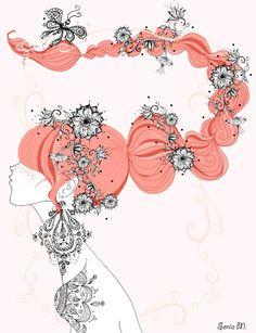 Sonia Menti illustration