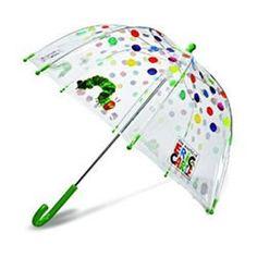 Eric Carle Bubble Umbrella.. don't judge, I would sooooo own one of these LOL