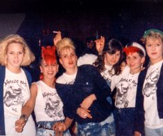 Alcoholic Rat and psychobilly queen Jo Jackson shares her memories of the scooter scene in the early in the latest of the My First Rally series. Funeral Pyre, Jo Jackson, Wide Jeans, Morecambe, Scooter Girl, Youth Culture, Psychobilly, Isle Of Wight
