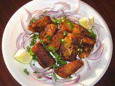 Taste of South India: Fish Fillet / Tilapia Fish Fillet Fry